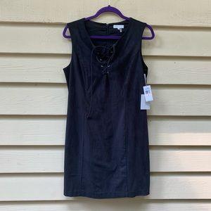 1 State Rich Black Dress. Size 10